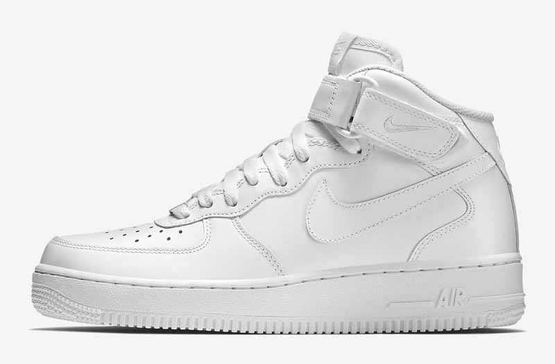 Nike Air Force 1 Mid 07 Homme et Femme