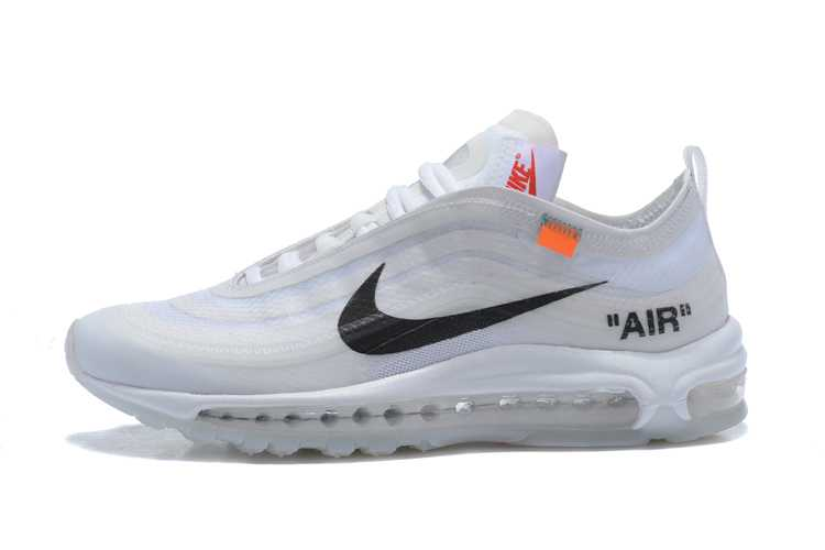 Nike x OFF WHITE Air Max 97 OFF-WHITE Homme et Femme