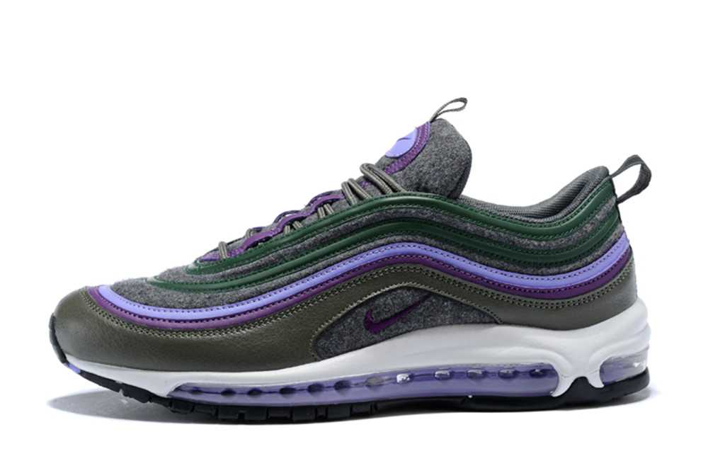 Nike Air Max 97 Premium Deep Pewter Homme