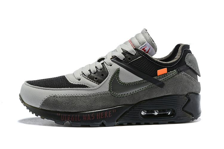 Off White x Nike Air Max 90 OW Homme