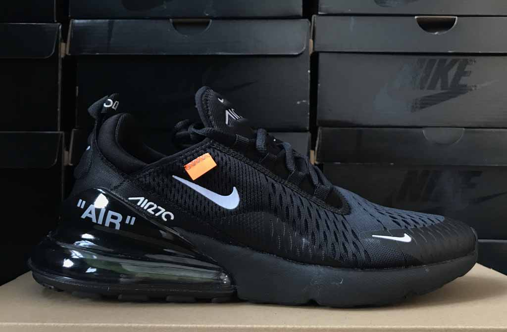 OFF White x Nike Air Max 270 Homme