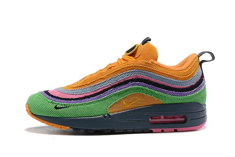 Sean Wotherspoon x Nike Air Max 1 97 VF SW Hybrid Homme et Femme