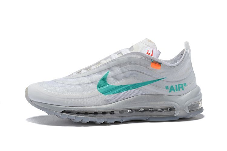 Off White x Nike Air Max 97 Homme et Femme