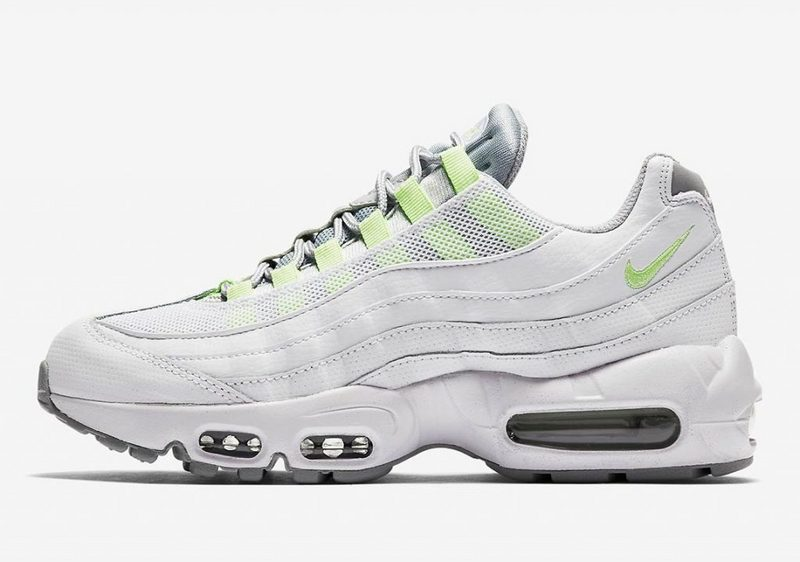 Nike Air Max 95 SE NEON Homme