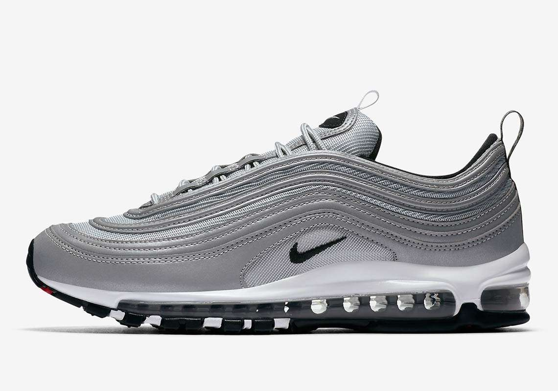 Nike Air Max 97 Premium Reflect Silver Homme et Femme
