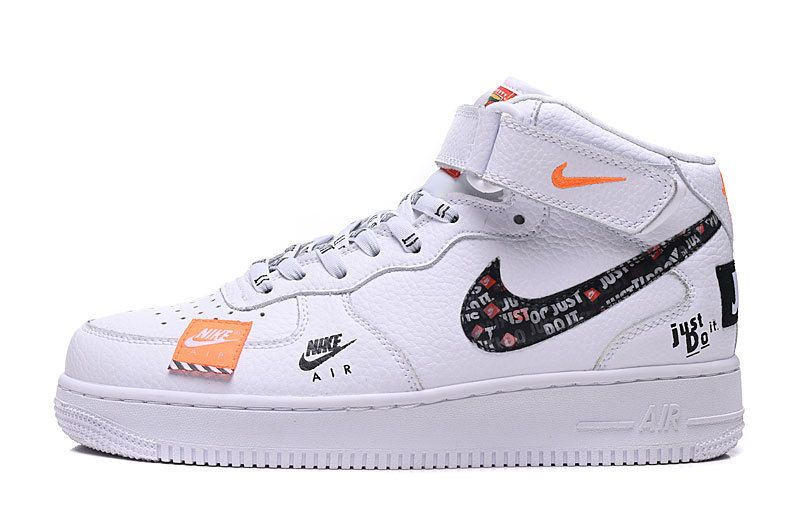 Nike Air Force 1 Mid 07 LV8 JUST DO IT Homme et Femme