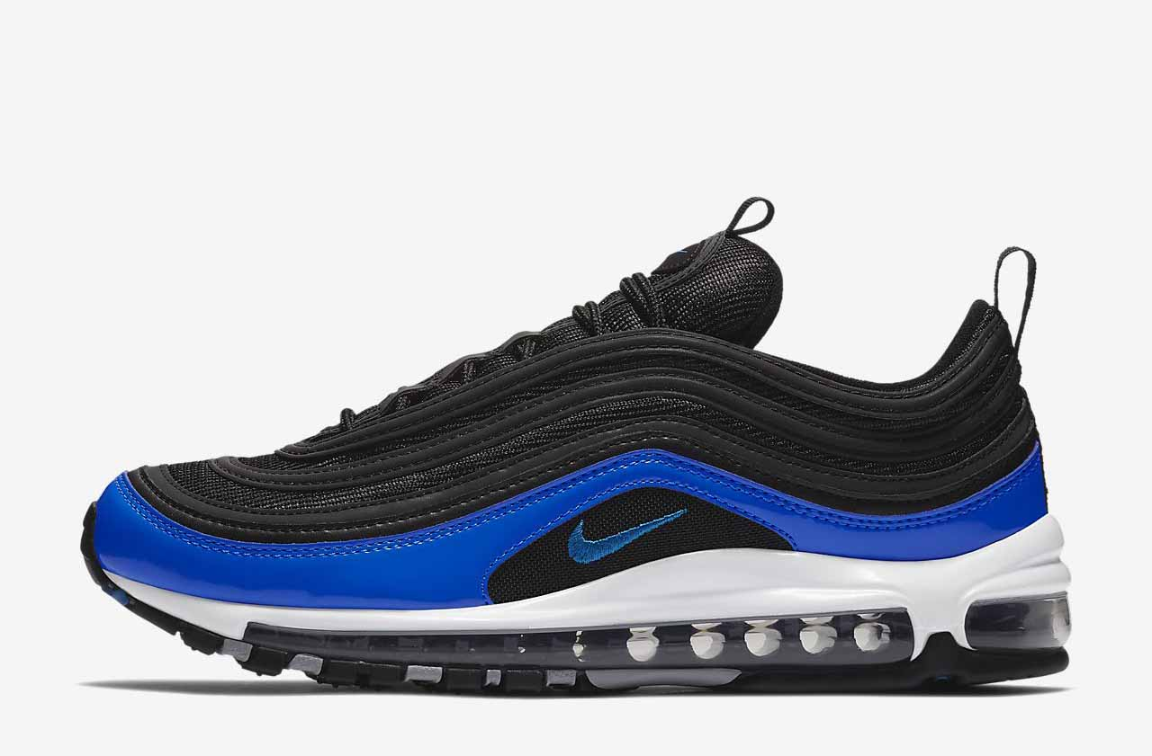 Nike Air Max 97 GS Binary Blue Homme et Femme