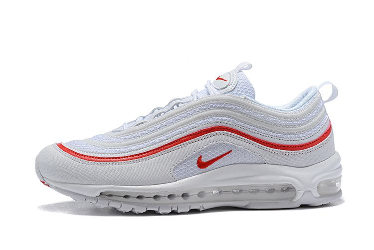 Nike Air Max 97 OG White Red Homme