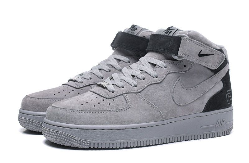 Reigning Champ x Nike Air Force 1 Mid 07 Homme et Femme