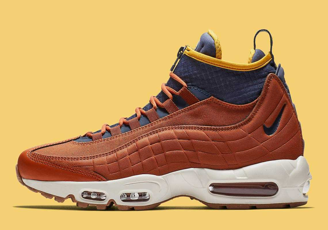 Nike Air Max 95 Sneakerboot Homme