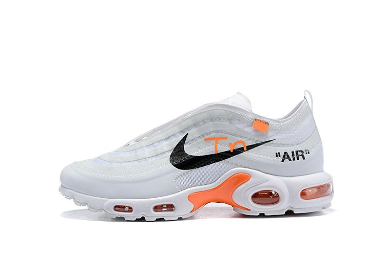 OFF White x Nike Air Max Plus 97 Homme