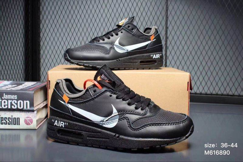 OFF White x Nike Air Max 1 Homme et Femme