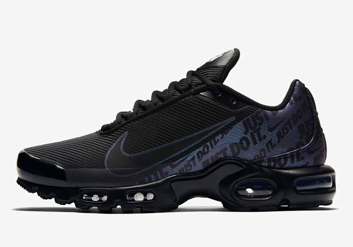 Nike Air Max Plus Just Do It Homme