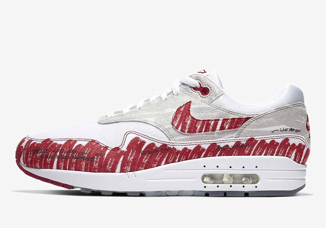 Nike Air Max 1 Sketch To Shelf Homme et Femme