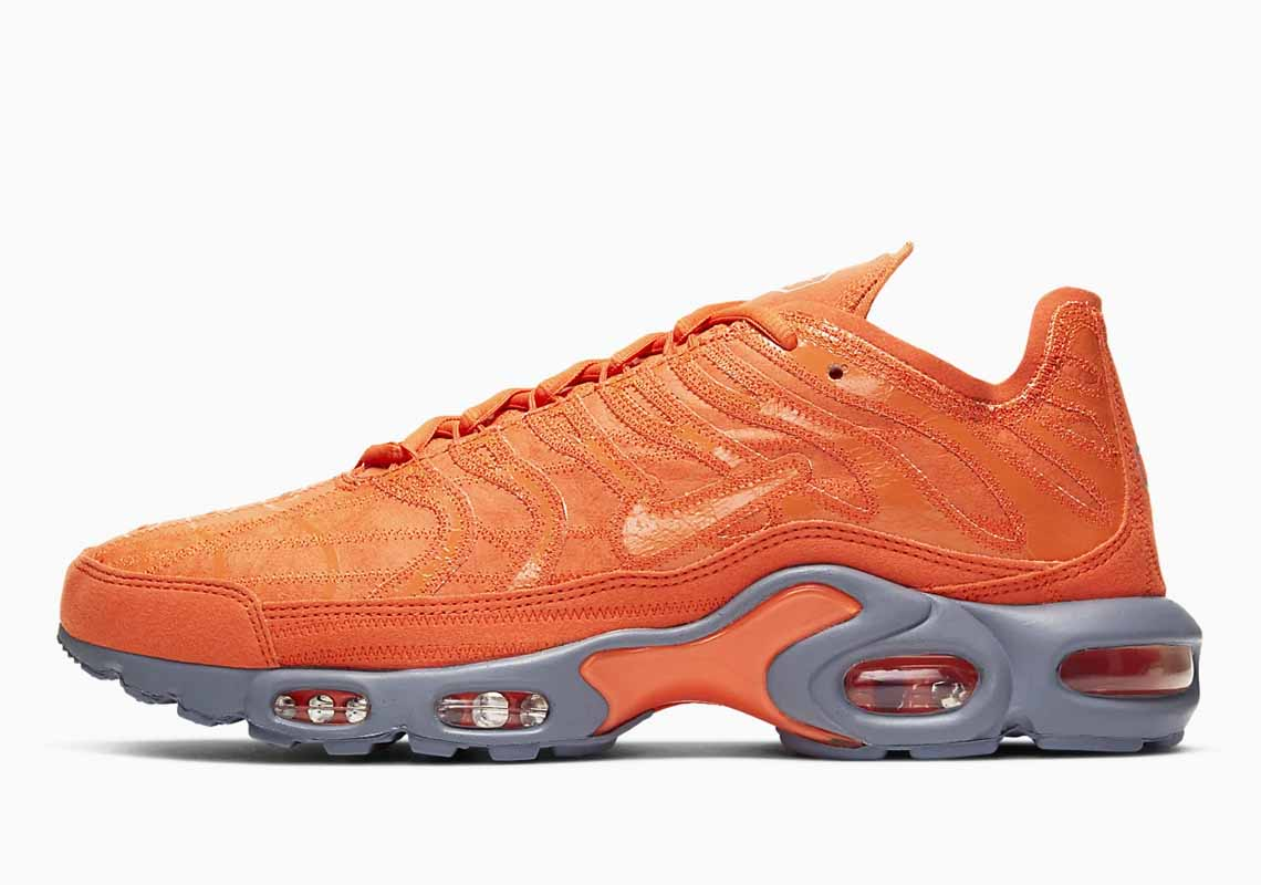 Nike Air Max Plus Deconstructed Homme