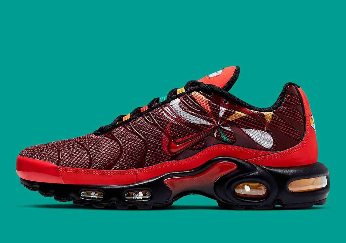 Nike Air Max Plus Sunburst Homme