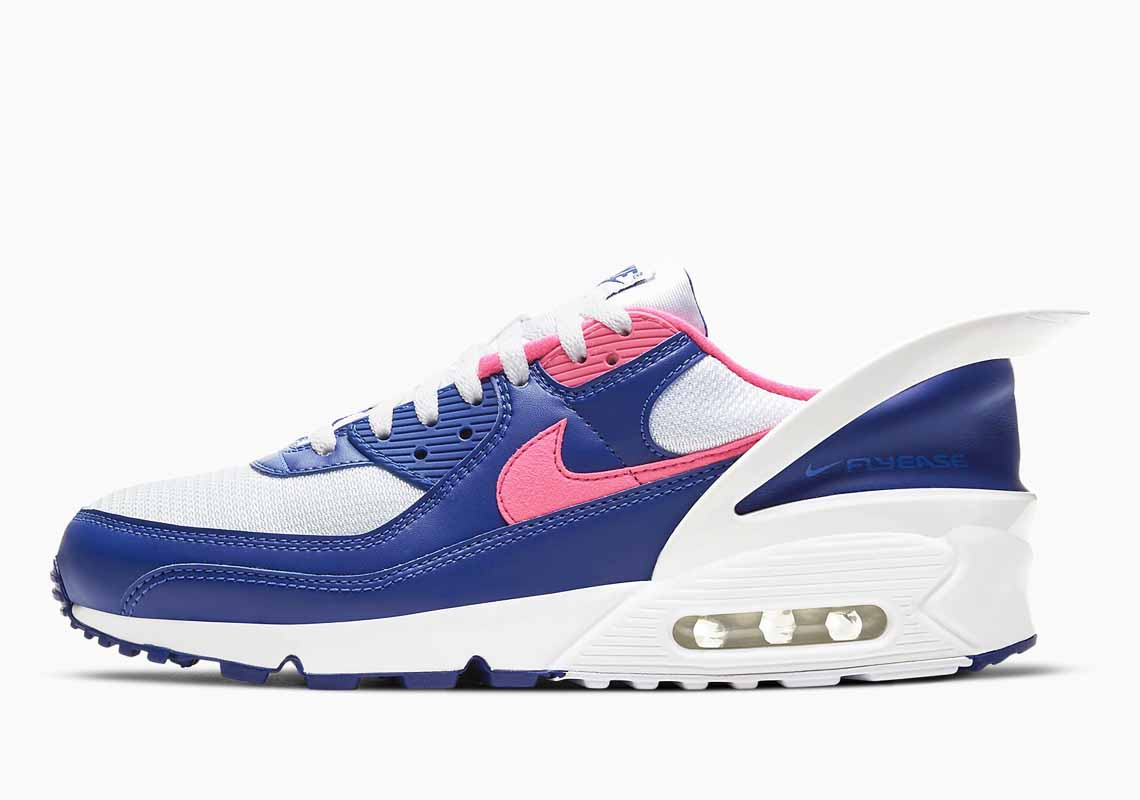 Nike Air Max 90 FlyEase Homme et Femme