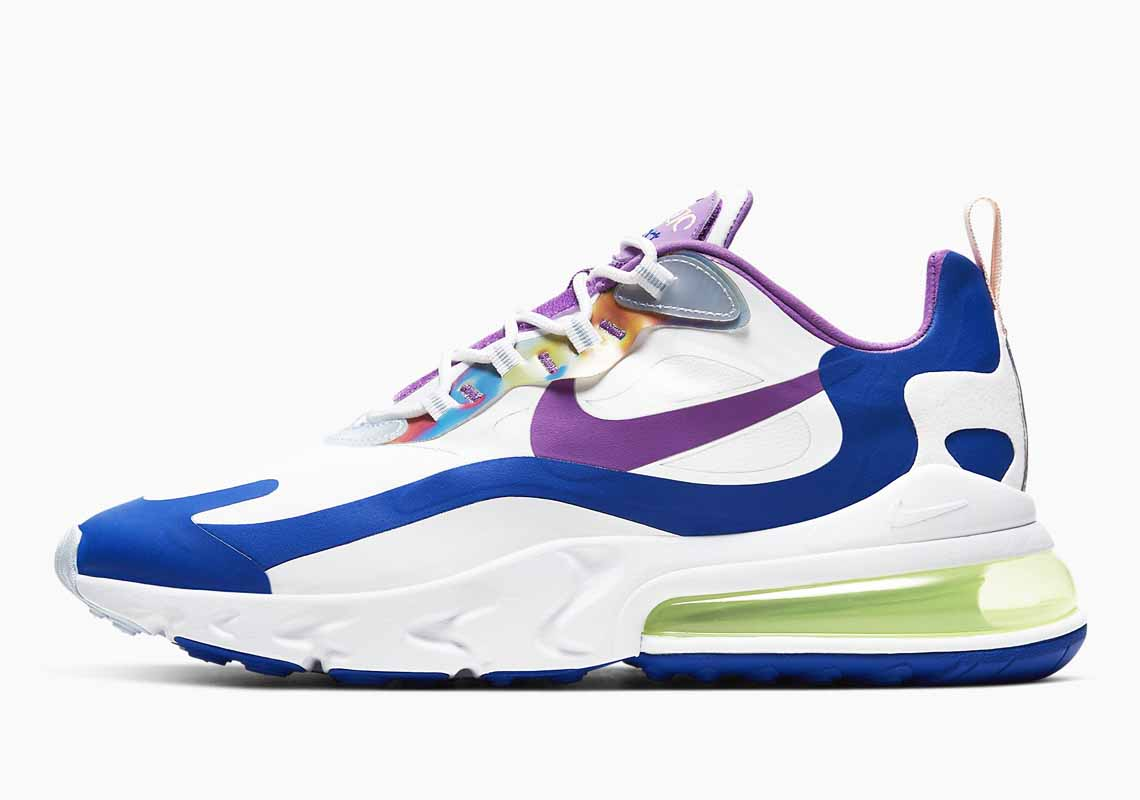 Nike Air Max 270 React Easter Homme et Femme
