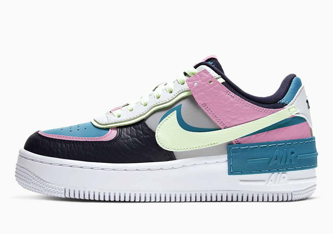 Nike Air Force 1 Shadow Homme et Femme