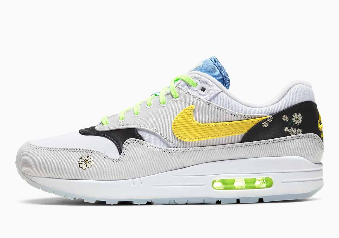 Nike Air Max 1 Daisy Pack Homme