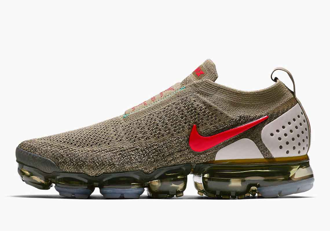 Nike Air VaporMax Flyknit Moc 2 Homme