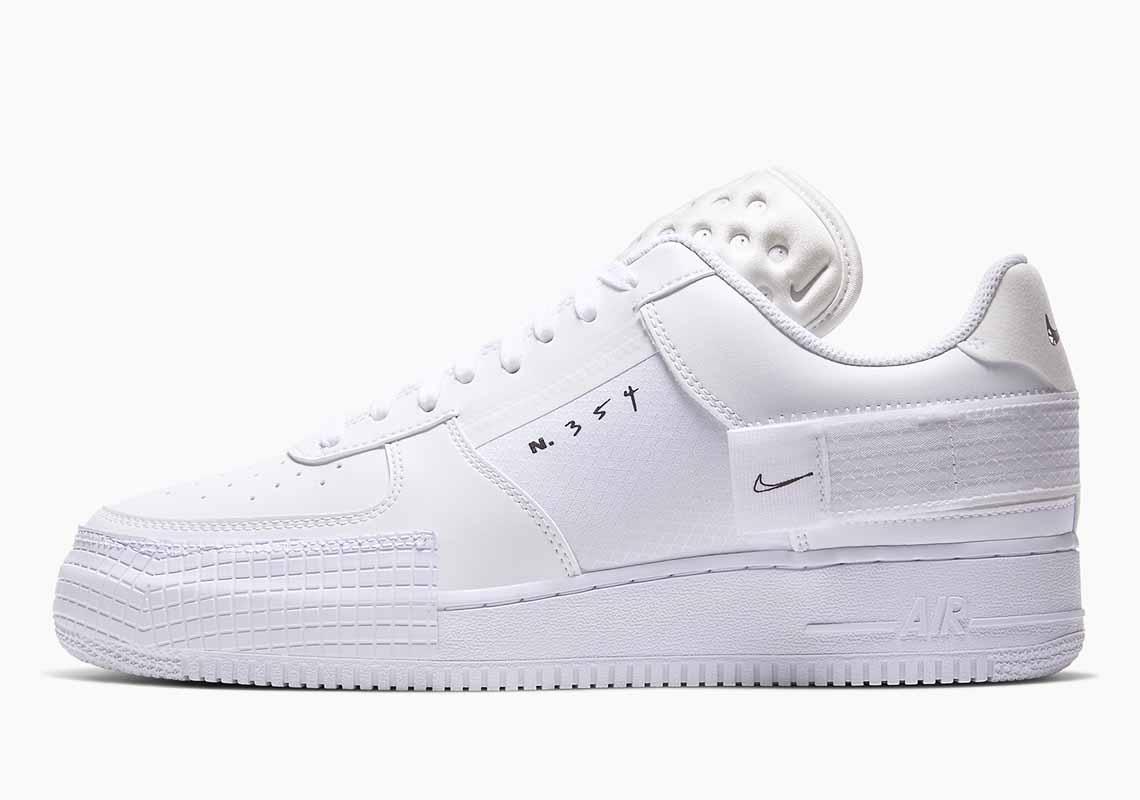 Nike Air Force 1 Type Homme et Femme