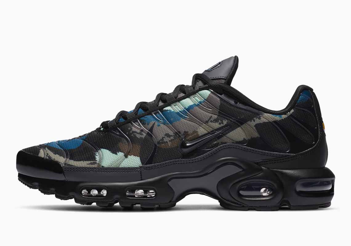 Nike Air Max Plus Brushstroke Homme