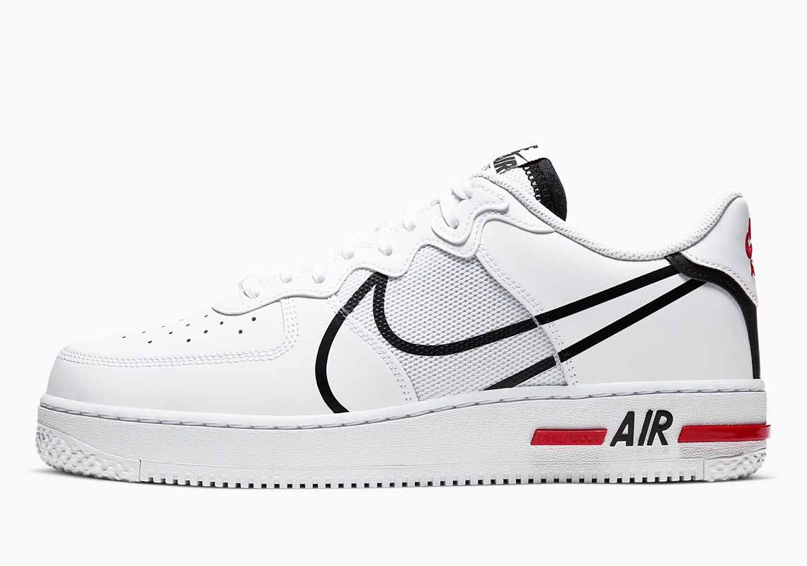 Nike Air Force 1 React Homme