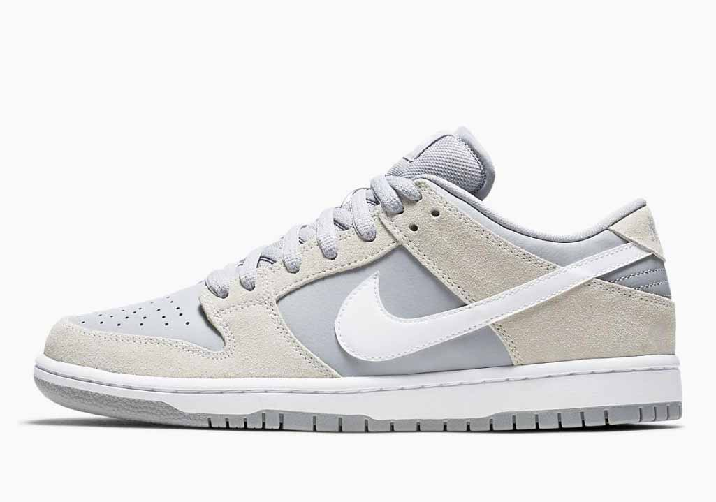 Nike SB Dunk Low Summit White Homme et Femme