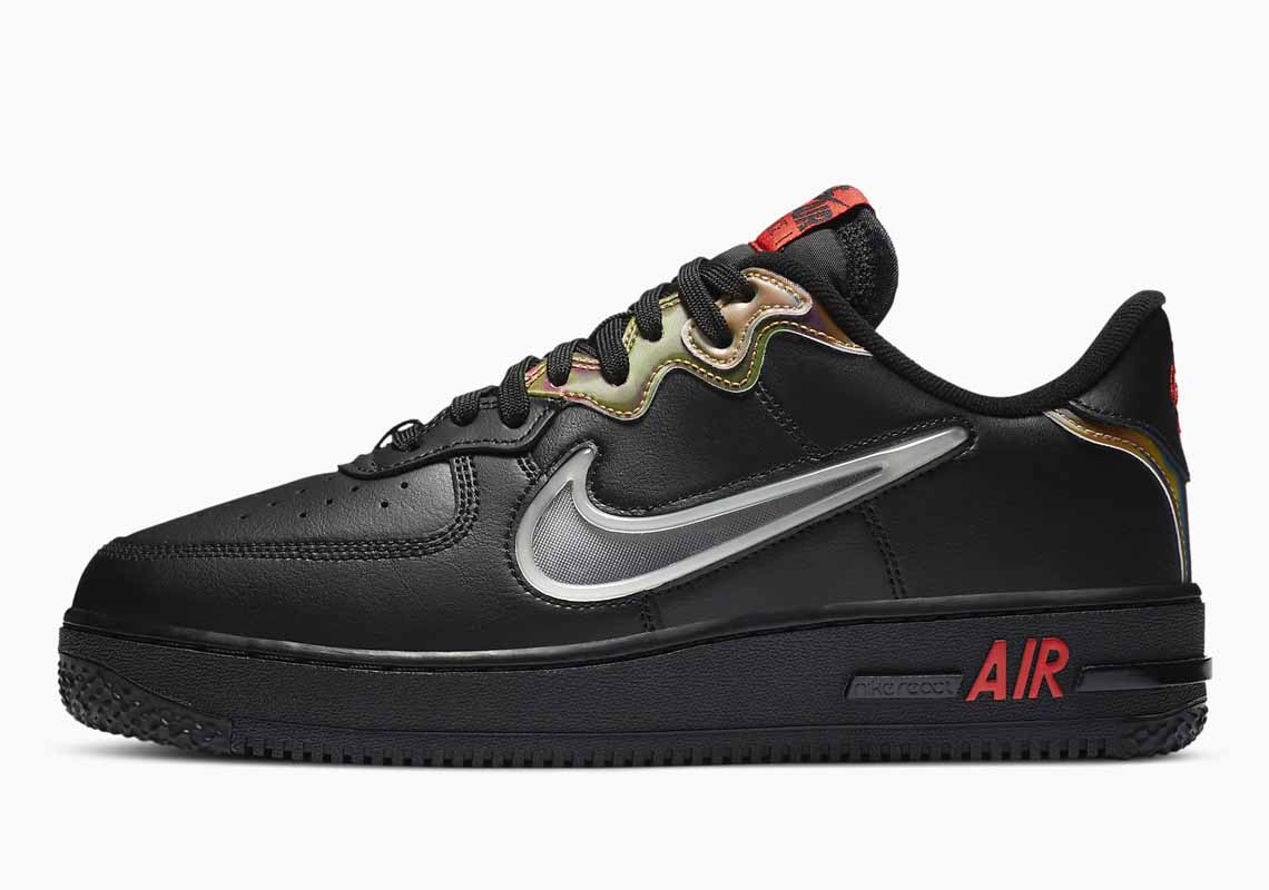 Nike Air Force 1 React LV8 Homme et Femme