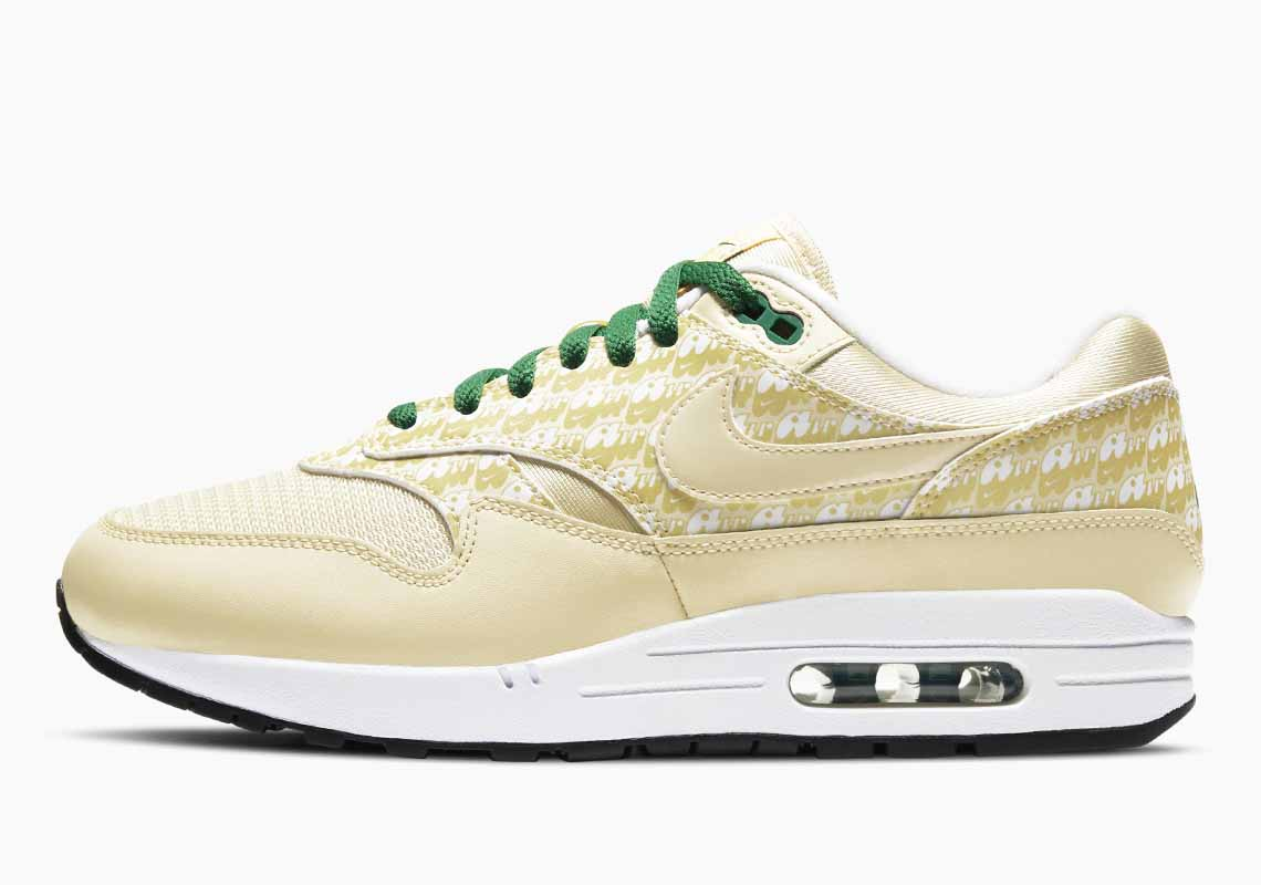 Nike Air Max 1 Premium Lemonade Homme