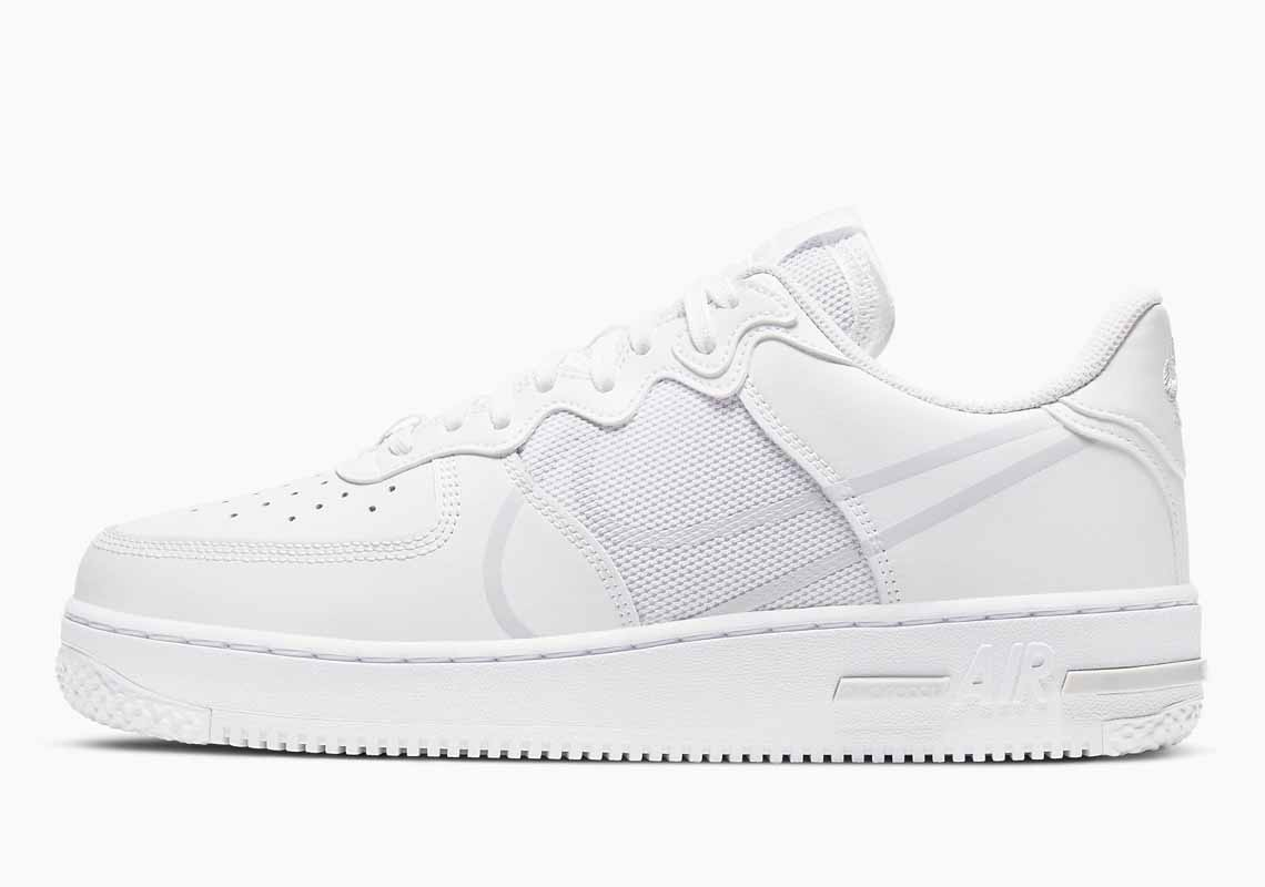 Nike Air Force 1 React Homme et Femme